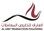 AL AREF TRANSACTION FOLLOWING